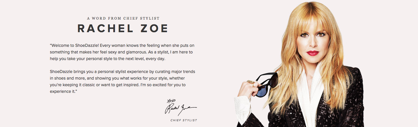 FuturePay ShoeDazzle